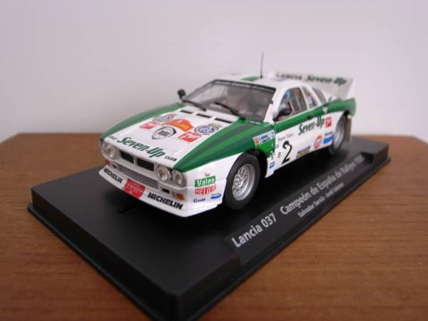 1/32 FLY Lancia 037 Campeon de Espana de Rallyes 1986