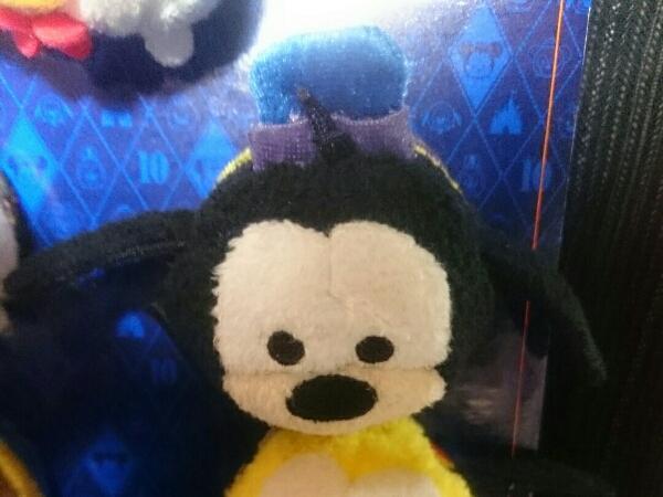 香港 ディズニー 10周年 ツムツム グーフィー ディズニーグッズの画像