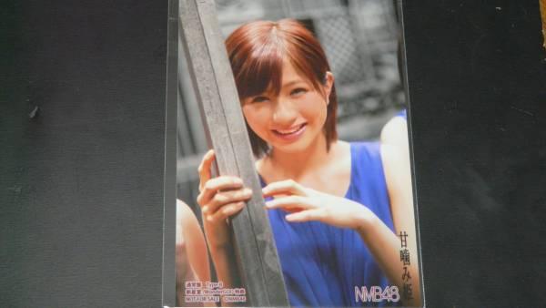 NMB48甘噛み姫タイプB新星堂WonderGOO店特典外付け 谷川愛梨_画像1