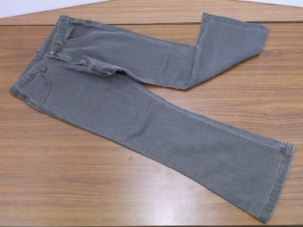 【良品!】◆SKIP LAND/スキップランド◆ロング丈綿パンツ 130