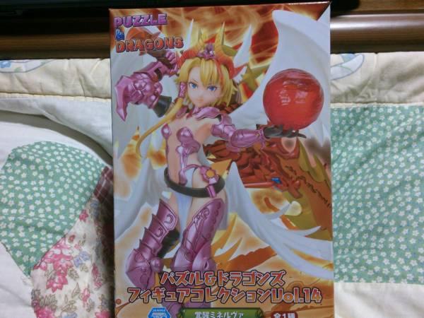 パズドラ フィギュアコレクション vol.14 覚醒ミネルヴァ グッズの画像