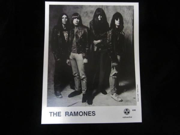 即決 ★ 希少 ★ The Ramones ラモーンズ ★ オリジナル・プレス写真 ★