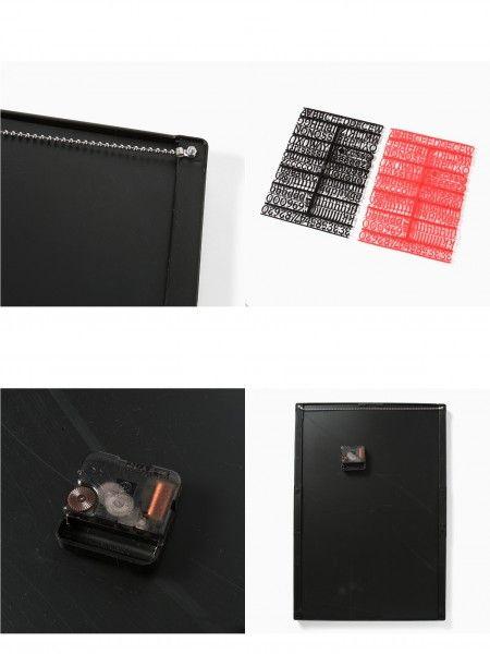 新品 ACME Furniture アクメ ファニチャー WILL RETURN CLOCK 時計 青 41 journal standard_画像2