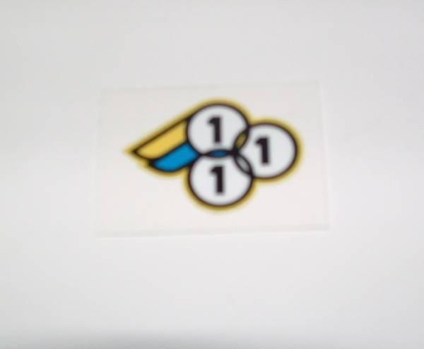 ★ 1.三連勝 3Rensho 大デカ-ル ピスト 未使用!全国 送料 ¥135-_画像1