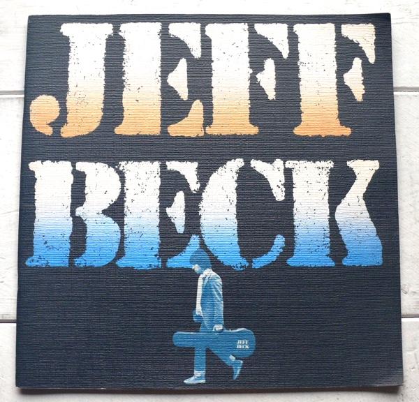 JEFF BECK ジェフ・ベック 1980年 来日公演 パンフレット