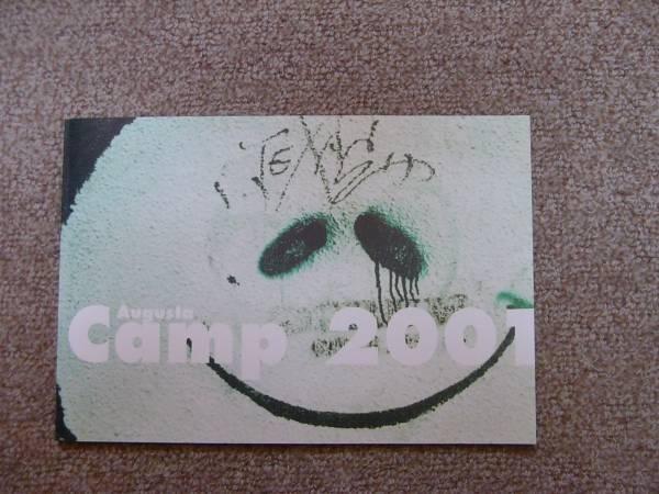 山崎まさよし ツアーパンフB CD付き ライブグッズの画像