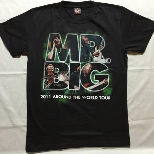 バンドTシャツ ミスタービッグ(MR BIG) 新品 M