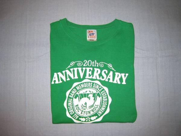 FLOWER COMPANYZ 20th ANNIVERSARY Tシャツ