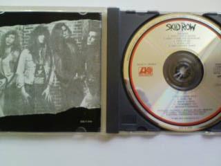 CD SKID ROW スキッド・ロウ_画像2