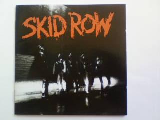 CD SKID ROW スキッド・ロウ_画像1