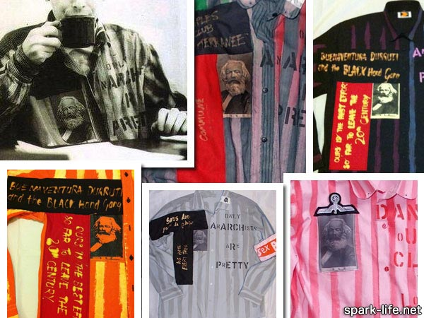 SEDITIONARIES - ANARCHY SHIRTS パッチワーク - GOD SAVE THE QUEEN_画像3