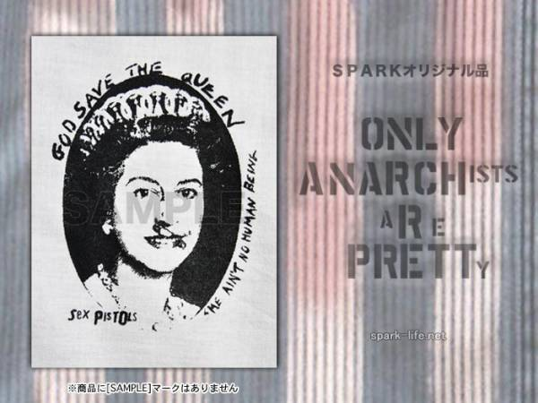 SEDITIONARIES - ANARCHY SHIRTS パッチワーク - GOD SAVE THE QUEEN_画像1