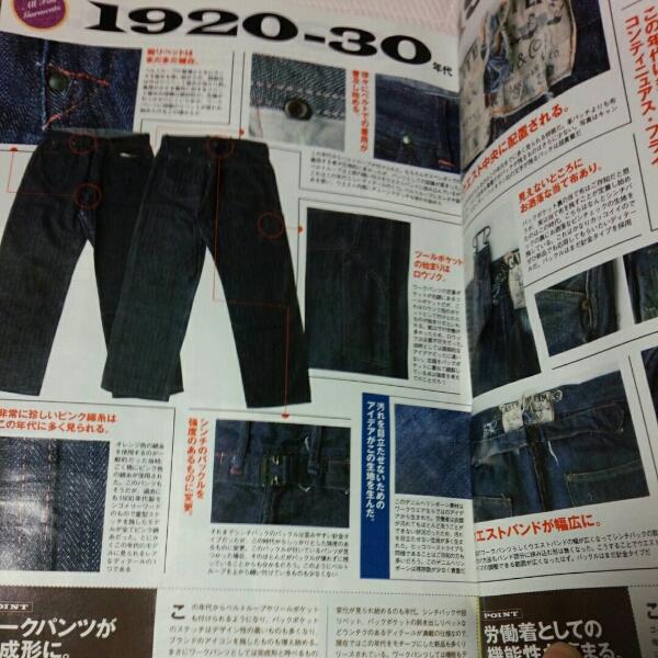 ライトニングLightning2009年11月号Vol.187☆古本美品☆ジーンズ_画像2