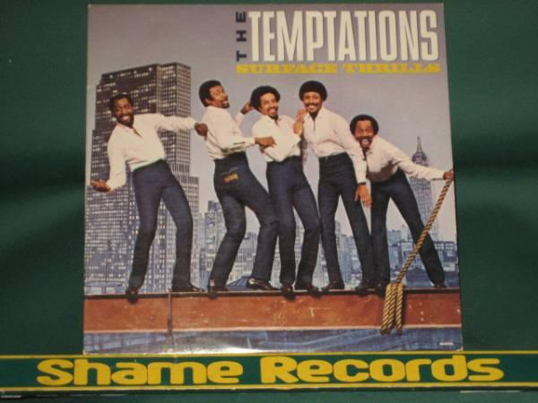 TEMPTATIONS / SURFACE THRILLS /5枚で送料無料/LP_画像1