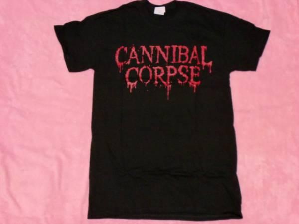 CANNIBAL CORPSE カンニバル コープス Tシャツ ロックT S バンドT ツアーT