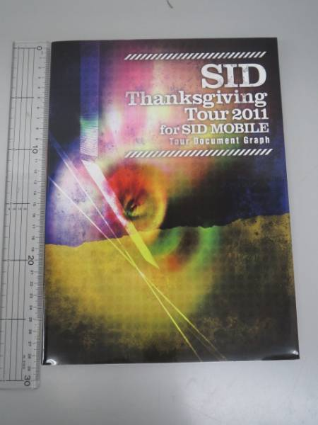 8MM SID Thanksgiving Tour 2011 for SID MOBILE シド