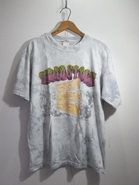 WOODSTOCK(ウッドストック)タイダイTシャツ USED M S022