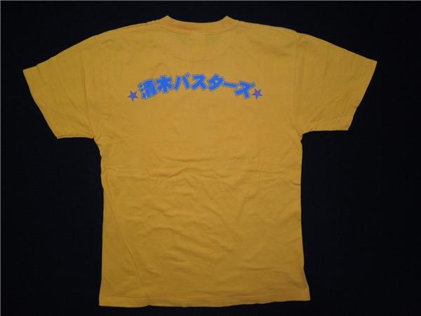 清木場俊介♪清木バスターズ プリント Tシャツ M◆1008