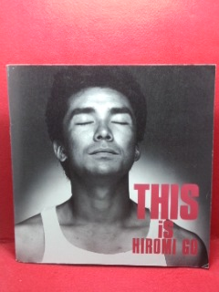 ●郷ひろみ THIS iS HIROMI GO 1985~1986 LABYRINTH パンフ