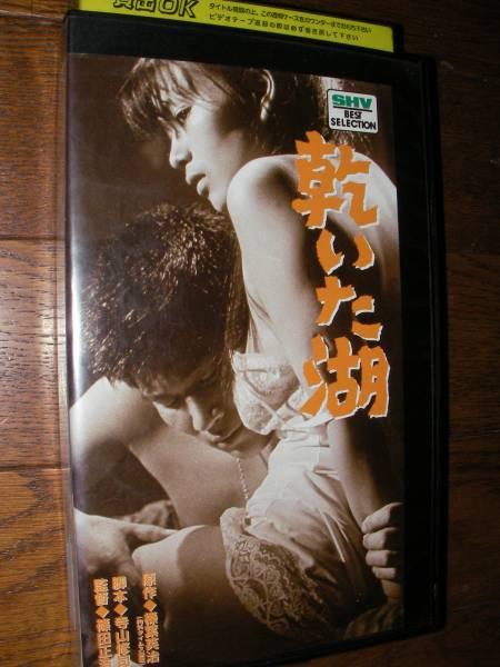 未DVD ビデオ 乾いた花/岩下志麻 昭和35年 寺山修司 篠田正浩