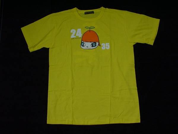 ★嵐★大野智 24時間テレビTシャツ 黄色 L 未使用