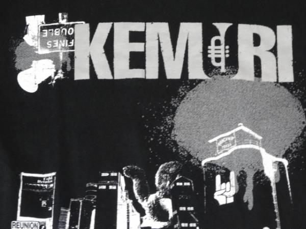 KEMURI ツアーTシャツ/ケムリPMASKAPUNK