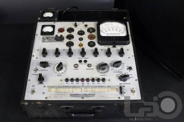 ウェスタン・エレクトリック GM真空管試験機 KS-15559-L1_画像1
