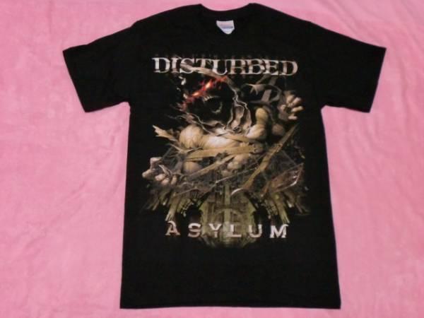 DISTURBED ディスターブド Tシャツ ロックT バンドT ツアーT S Nickelback