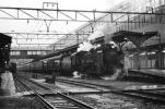 ◆【即決写真】D51409+客 1972.2 伯備線 岡山/277-26