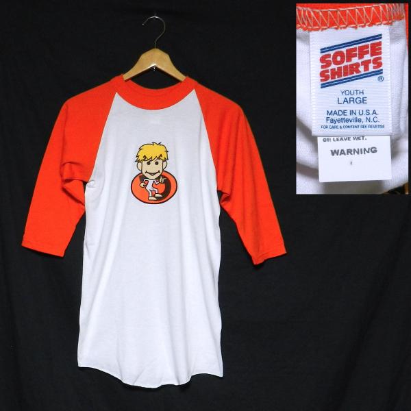 新品 つんく / シャ乱Q 非売品 サンプル Tシャツ ラグラン S