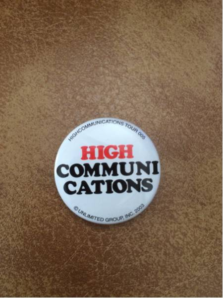GLAY 缶バッチ HIGHCOMMUNICATIONS TOUR 2003-005
