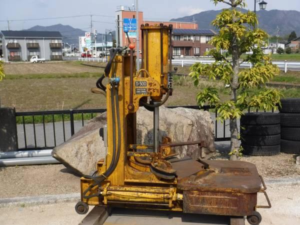 「小野谷機工 D500 タイヤチェンジャー ONODANI (タイヤチェンジャー)」の画像