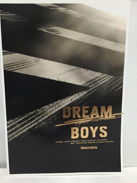 KAT-TUN 亀梨和也 パンフレット DREAM BOYS 2009