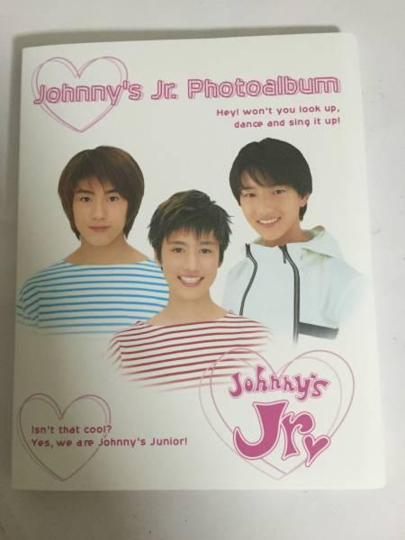 KAT-TUN ジャニーズJr. 公式フォトアルバム