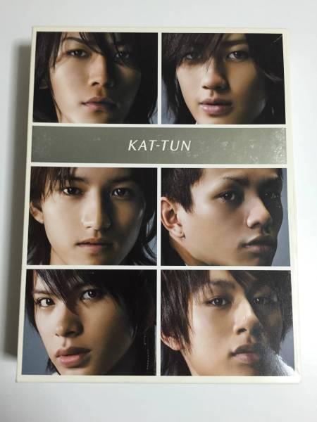 KAT-TUN  Real Face 完全限定 BOX 2CD+DVD