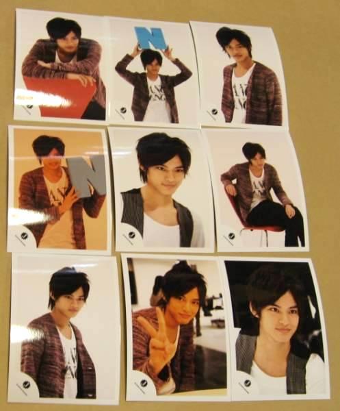 中山優馬 2009/ 12 /12 発売 ショップ写真9枚