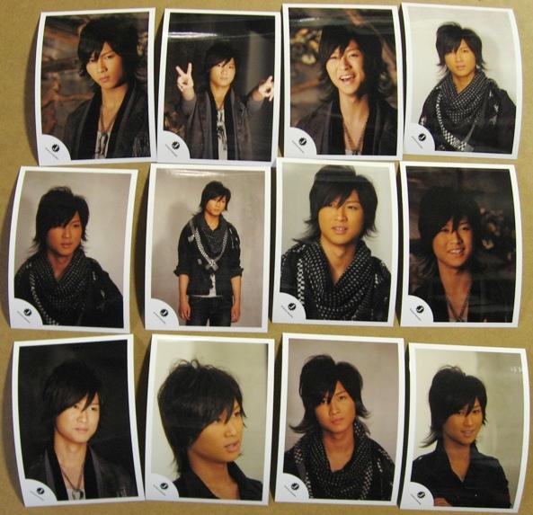 A.B.C.-Z橋本良亮2008/10/11 ショップ写真12 枚