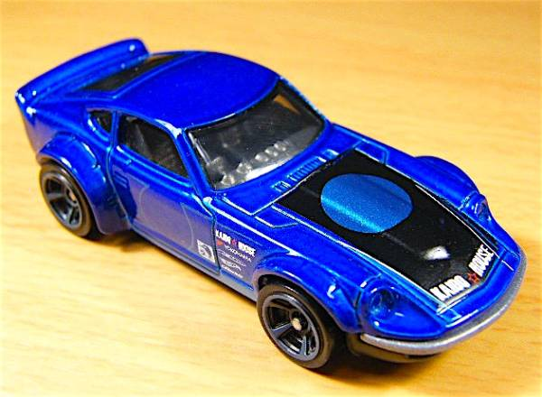 2016 HW Loose ☆ NEED FOR SPEED ニッサン フェアレディZ 240Z 青 FAIRLADY Z1