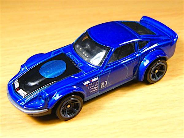 2016 HW Loose ☆ NEED FOR SPEED ニッサン フェアレディZ 240Z 青 FAIRLADY Z3