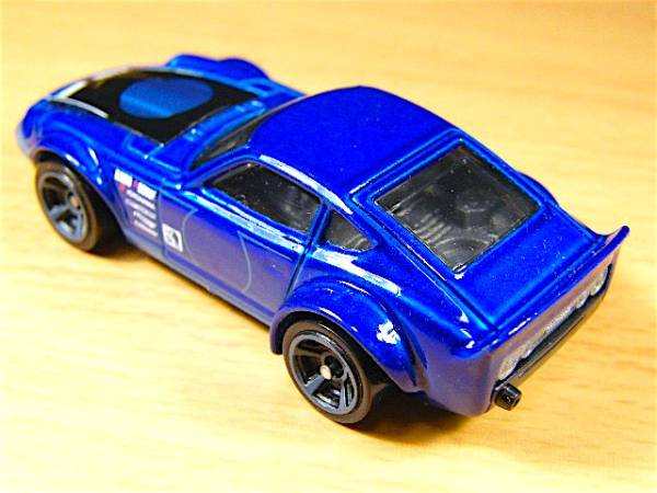 2016 HW Loose ☆ NEED FOR SPEED ニッサン フェアレディZ 240Z 青 FAIRLADY Z2