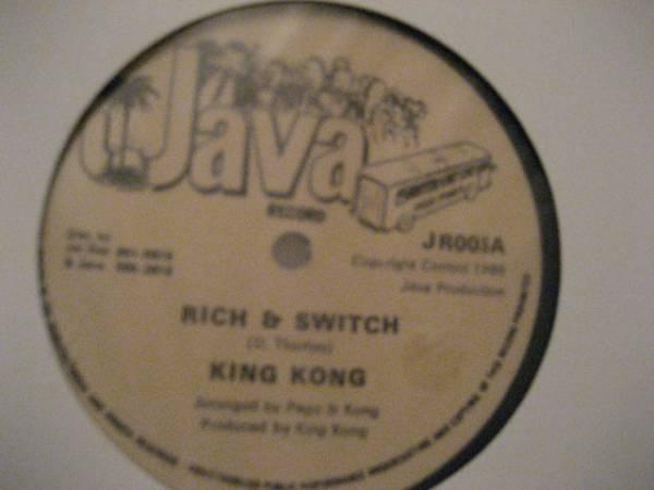 ■King Kong/Rich & Switch■KILLER DIGITAL!_画像1