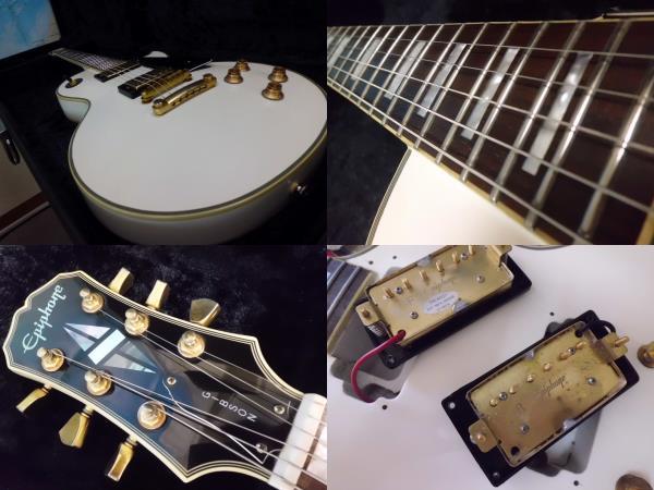 値下げ交渉可能!★Epiphone by Gibson Custom★ランディー風!