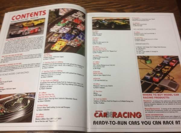 ●雑誌//MODEL CAR RACING vol.36★PORSCHE RS SPYDER_画像2