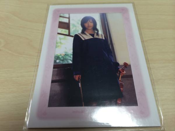 ◆06/20 谷村美月【エポック社】フォトカード グッズの画像