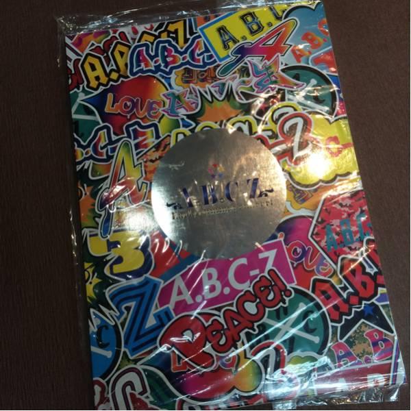 送料無料 A.B.C-Z Early Summer Concert アリサマ パンフレット コンサートグッズの画像