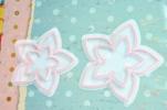 ダイ フラワー 4サイズ ポインセチア クリスマス お花
