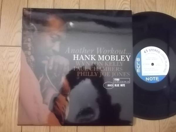 ★BLUE NOTE 4431 2枚組重量盤!ハンク・モブレー HANK MOBLEY_画像1