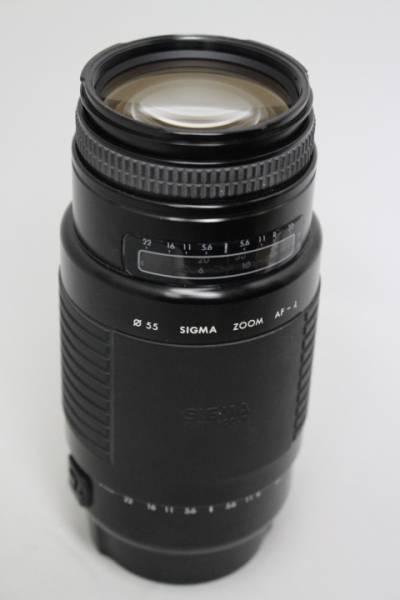 SIGMA Canonマウント 75-300mmF4.5-5.6 FU0454
