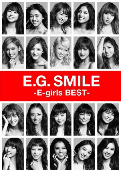 即決 E.G.SMILE -E-girls BEST- +Blu-ray+スマプラ 初回仕様盤_画像1