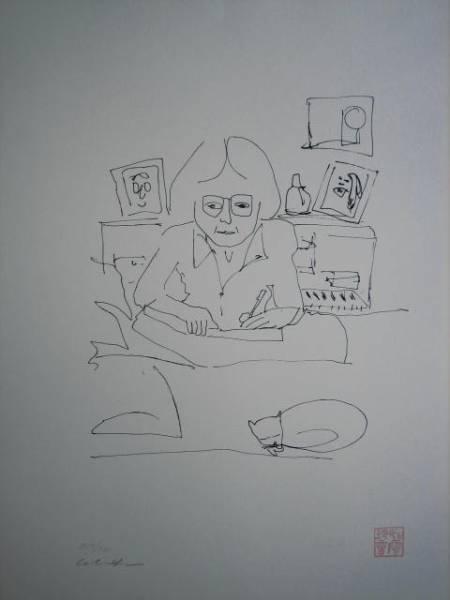 ★ジョン・レノン [リトグラフ] Manhattan Diary 新品!貴重!値下!